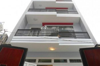 Bán nhà hẻm 45/ Nguyễn Văn Đậu, P.6, Bình Thạnh, Trệt 3 Lầu (4.2x17m) giá 8.4 tỷ