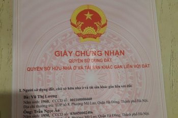 Bán đất Hòa Lạc, Tân Xã giá 550 triệu, dt 78m2 ô tô vào thoải mái