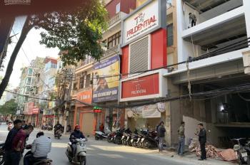 Chính chủ cho thuê tòa nhà số 6 Nguyễn Ngọc Nại, dt 110m2* 7 tầng. mặt tiền 6m