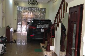 Bán nhà mặt ngõ 156 Lạc Trung thông 325 Kim Ngưu, 80m2x5T, KD đỉnh hoặc ô tô 7 chỗ vào, giá 8,7 tỷ.