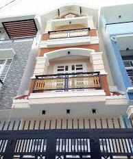 Bán gấp nhà 3 lầu , sổ hồng chính chủ Quận Bình Tân