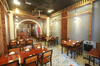 Chuyển nhượng nhà hàng tại Phố Triều Khúc - Thanh Xuân ( Diện tích 130m2 x 5 tầng Mặt tiền 6.5m )