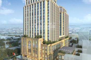 Dự án khách sạn, căn hộ cao cấp 5* Hinton - BRG Trần Quang Khải Hải Phòng - Tặng 3 cây vàng 9999