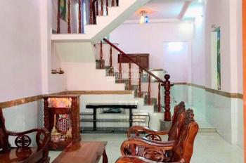 Cần bán nhà 1 trệt 1 lầu, khu liên kế gần cây xăng Hiệp Hoà đường Đỗ Văn Thi, gần sông thoáng mát