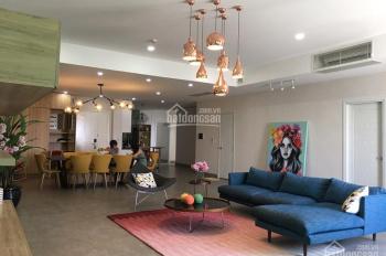 Penthouse Saigon Pearl cho thuê giá chỉ 82 triệu/tháng view sông. LH: 0932667931