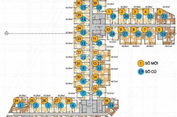 kẹt tiền bán lại căn hộ the pegasuite 68m 2 pn, 2wc 2 tỷ 4 tầng 2X  bao ra sổ . 0702587707