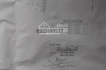 Cần tiền bán đất mặt tiền đường Trần Hải Phụng, Tân Tạo, Bình Tân, SHR 1tỷ9/nền, Hiếu: 0902680537