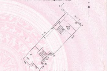 Bán nhà tập thể cơ quan số 121 Trần Cung, Hà nội