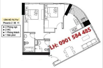 Chính chủ căn Phong Thủy Topaz Elite Phoenix 2 P2.18-06 Giá 2,379 TT 1,419 bao VAT. LH 0901584485