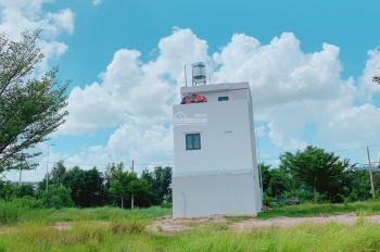 Ngân hàng Sacombank HTTL 30 lô đất nền Bình Chánh, sổ hồng riêng, XD tự do, MT Trần Văn Giàu