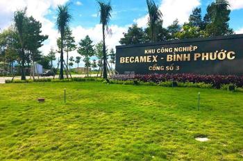 Đất KCN Becamex Chơn Thành giá mềm đầu tư cuối năm 1000m2/700tr. 08.37.37.0929
