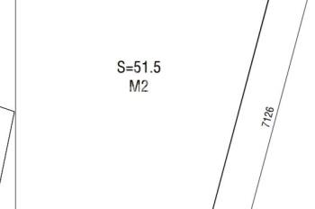 Bán nhà cấp 4 diện tích 52m2, sổ hồng, giấy tờ hợp lệ, đầy đủ