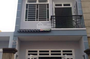 Bán gấp nhà 78m2 1 trệt 1 lầu Đường Nguyễn Ảnh Thủ, Q.12, giá rẻ 1.2 tỷ, sổ hồng, gần Nhà Văn Hóa