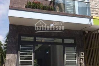 Cần bán nhà 1 trệt 1 lầu đường Trần Khắc Chân cách chợ Hóc Môn 300m , 68m2 sổ hồng riêng 1 tỷ 2