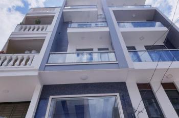 Bán nhà mặt phố Tân Bình, gần sân bay Tân Sơn Nhất  DT: 4 x13m, nhà mới 4 tầng đẹp, khu sang trọng