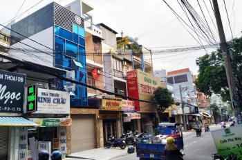 Bán nhà mặt tiền Phó Cơ Điều - Nguyễn Chí Thanh - BV Chợ Rẫy (5.5x20m), 3 tầng, giá 24 tỷ TL
