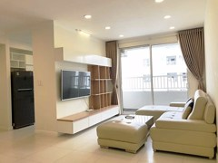 Cần cho thuê gấp căn hộ chung cư Bộ Công An, quận 2, 2PN, full đồ, giá 12 tr/ tháng- LH: 0908060468
