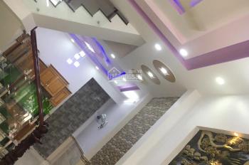 Cần bán gấp nhà 2 mặt tiền đường Đỗ Công Tường, Q. Tân Phú, DT 4,3x22m, 2 lầu, giá bán 7,9tỷ còn TL