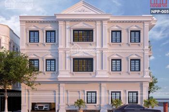 Bán Tòa Nhà 7 tầng Lạc Long Quân, Kinh doanh khách sạn hái ra tiền,  Tân Cổ Điển. Giá 19 tỷ ful đồ