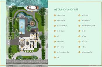 Bán đất nền biệt thự sân vườn bên sông gần Vincity Quận 9, giá 21tr/m2, trả góp 4 năm, 0908207092