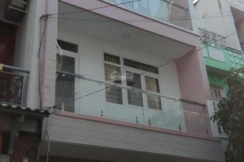 Hẻm 8m 227 Gò Dầu, DT:4.6x19m, 2 lầu sân thượng