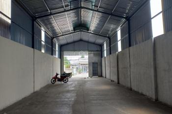 Kho, xưởng Lê Văn Quới, quận Bình Tân. DT: 301m2, hẻm 6m (giá 28tr)
