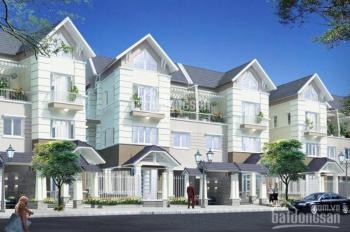 Biệt Thự Làng Việt Kiều Châu Âu cực đẹp, DT:134m2, xây 3,5 tầng, sổ đỏ, cần bán gấp-lh:0975.404.186