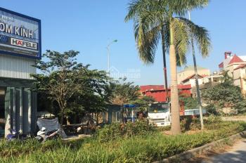 Cần bán gấp 100m2 đất đấu giá phường Dương Nội Hà Đông, mặt đường đôi thuận lợi kinh doanh