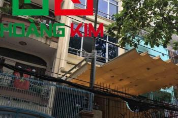 Nhà 5 lầu DT 5x25m Ngã tư hàng xanh P19 Bình Thạnh