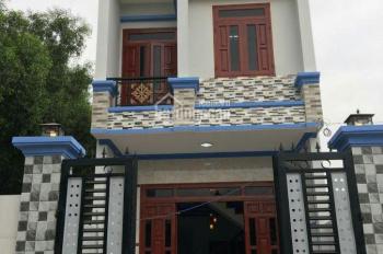Bán gấp căn nhà 1 trệt 1 lầu Trần Thị Cẩm, Tân Phú Trung, Củ Chi, 100m2, Có Sổ, 1 tỷ 150 triệu