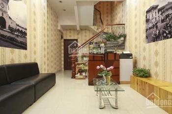 Chính chủ bán nhà hẻm xe hơi 4m5, phố tây Bùi Viện, 4 tầng, Hostel 205/12 Bùi Viện, bán gấp