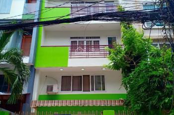 Cần bán bán nhà MT đường Nguyễn Thái Bình, P4, Tân Bình, khu vực dân trí cao, DT 4x13m, 4 lầu