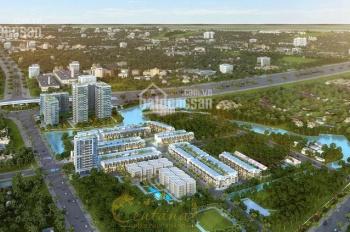Bán đất nền tại khu đô thị mới ngay tt Q.9, chỉ cách Q1,Q2 10 phút đi xe, XD Tự do, LH0938383279