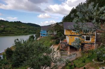 Bán lô đất vip KDL Hồ Tuyền Lâm, phường 4, Đà Lạt, lưng tựa sơn mặt hướng thủy