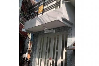 Bán nhà hẻm đường Hồng Bàng qua Lò Gốm, P. 12, quận 6, giá 1,6 tỷ
