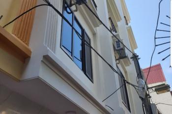 Chính chủ bán nhà tại 228/63 Tam Trinh, Hoàng Mai, 5 tầng, 33m2 giá 2.5 tỷ, SĐCC, ô tô đỗ cửa