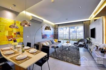 Chính chủ cho thuê căn hộ The Gold View Q4, 2PN 16tr/th đủ nội thất 70m2, 2PN, call 0977771919