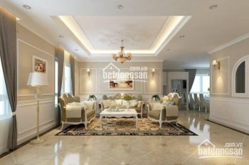 Cho thuê căn hộ Saigon Royal - 115m2 có 3p giá thuê rẻ, nội thất Châu Âu 0977771919
