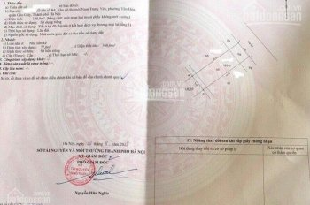 Sang Mỹ định cư, chính chủ bán shophouse mặt Mạc Thái Tổ 35 tỷ - Cầu Giấy (đã có sổ). 0945861990