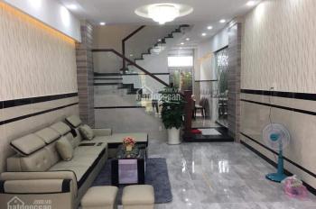 Bán gấp nhà ở Tô Ký, cách Nguyễn Ảnh Thủ 50m DT 40m2 (4x10m). LH: 0823.753.423
