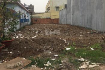 Kẹt tiền bán lô đất mặt tiền Phan Văn Hớn, Hóc Môn. 120m2 Giá 1tỷ 100triệu, Sổ hồng.