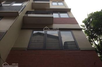 Nhà riêng ngay ngã 4 Trần Đại Nghĩa - Đại La, 53m2 x 5T mới, giá xấp xỉ 4 tỷ