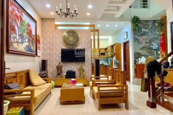 Bán nhà khương trung gần hồ, nhà đẹp lô góc 2 mặt thoáng, 54m2*5T Giá 3.9tỷ