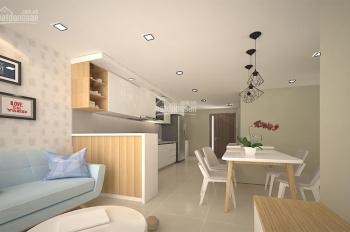 Cho thuê căn góc chung cư Bộ Công An Quận 2, 2pn, 2wc, 73m2,nội thất đầy đủ, sạch sẽ giá 12 triệu