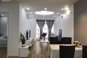Cho thuê căn hộ sky garden 3 dt 56m nhà cực đẹp tk 1 phòng ngủ, giá 17 triệu.Lh ms Linh 0934763947