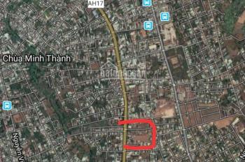 Cần bán lô đất ở mặt tiền đường Quốc lộ 14, trung tâm TP Plei Ku, LH: 0909648472