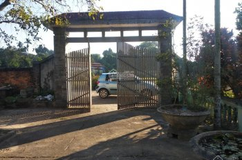 Bán nhà vườn Lương Sơn, Hòa Bình, diện tích 2000m2 sẵn nhà chỉ việc dọn đến ở giá rẻ