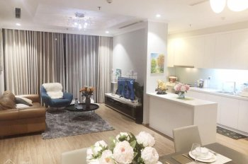 Gia đình cần cho thuê căn hộ 2 phòng ngủ tòa T8, 83m2, đủ đồ (chính chủ)