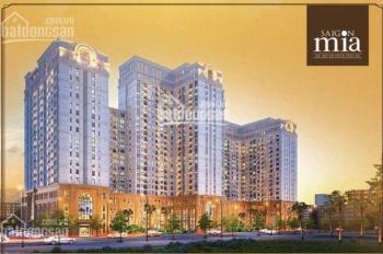 Cần bán gấp 1 số căn Sài Gòn Mia loại 1PN - 2PN - 3PN, officetel, giá cực rẻ 091 4647 097 GẶP THƯ Ạ