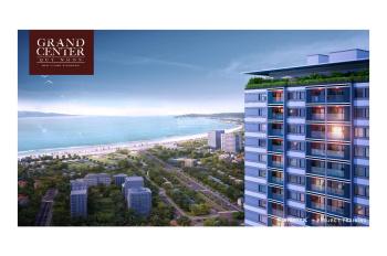 Căn hộ số 1 Nguyễn Tất Thành, TP Quy Nhơn dự án Grand Center CDT Hưng Thịnh 1.8 tỷ/căn CK cao